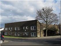 SE2434 : Modern building, Ferncliffe Road, Bramley by Stephen Craven