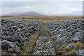 SD7076 : Limestone Pavement on Ewes Top by Chris Heaton