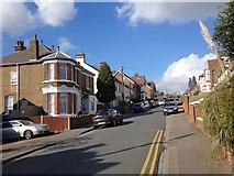 TQ7369 : Goddington Road, Frindsbury by Chris Whippet