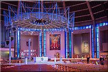 SJ3590 : Liverpool Metropolitan Cathedral - January 2016 (5) by The Carlisle Kid