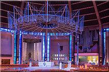 SJ3590 : Liverpool Metropolitan Cathedral - January 2016 (6) by The Carlisle Kid
