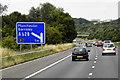 SE3303 : M1 near to Worsbrough by David Dixon