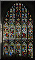 TA0339 : East window, st Mary's church, Beverley by Julian P Guffogg
