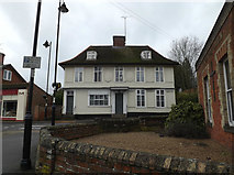 TM2863 : The Ancient House, Framlingham by Adrian Cable