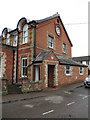 TM2863 : United Free Church, Framlingham by Adrian Cable