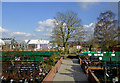 SO8296 : Lealans Garden Centre south of Pattingham, Staffordshire by Roger  Kidd