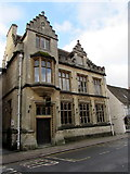 SP0202 : Grade II listed  number 15, Gosditch Street, Cirencester by Jaggery