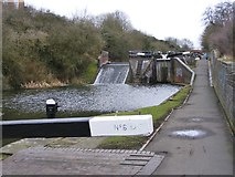 SO9186 : Lock 6 View by Gordon Griffiths