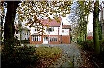 SJ7886 : Detached House, Hale Road by Anthony O'Neil
