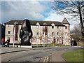 NJ9308 : Walking past the Loop, Elphinstone Road, Aberdeen by Bill Harrison