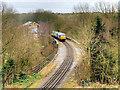 SD7915 : East Lancashire Railway, Brooksbottoms by David Dixon