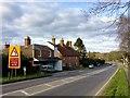 TQ7131 : London Road, Flimwell by Chris Whippet