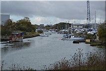 SX5053 : Billacombe Brook by N Chadwick
