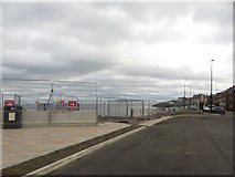 NZ3572 : Improvements on Whitley Bay seafront by Graham Robson