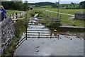 SK2163 : River Bradford by N Chadwick
