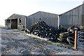 SM8131 : Tyre Dump by Alan Hughes