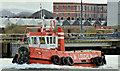 J3675 : Tugs, Musgrave Channel, Belfast - March 2016(2) by Albert Bridge