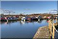 SK3029 : Willington, Mercia Marina by David Dixon