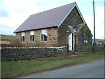 SE9898 : The Methodist Church, Staintondale by JThomas