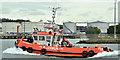J3675 : Tugs, Musgrave Channel, Belfast - March 2016(5) by Albert Bridge