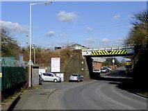 SO9494 : Anchor Road near Deepfields, Coseley, Dudley by Roger  Kidd