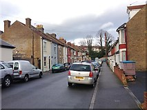 TQ7369 : Cecil Avenue, Strood by Chris Whippet