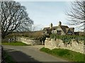 SK9303 : The Pastures, Glebe Road, North Luffenham by Alan Murray-Rust