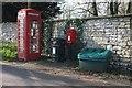 ST6960 : Facilities at Priston by Derek Harper