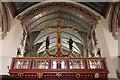 TQ1096 : Holy Rood, Watford - Rood by John Salmon