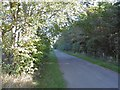 NT9331 : Milfield to Lanton Road by Richard Webb