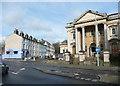 TM1644 : Houses and Bethesda Baptist Church, Fonnereau Road by Humphrey Bolton