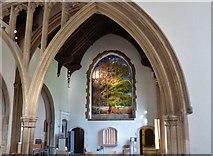 TL7006 : North Transept, Chelmsford Cathedral, Essex by Derek Voller