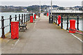 SX9163 : Princess Pier, Torquay by Alan Hunt
