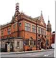 SO8455 : Victoria Institute, Worcester by Julian Osley