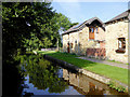 SJ3135 : Llangollen Canal at St Martin's Moor, Shropshire by Roger  Kidd