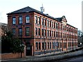 SO8554 : Fownes Hotel, Worcester by Julian Osley
