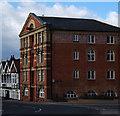 SO8454 : John Gwynn House, Worcester by Jim Osley