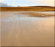 HP6102 : Easting beach at low tide by Mike Pennington