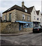 SO8700 : Longfield charity shop, Minchinhampton by Jaggery