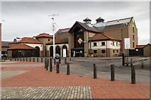 TA2609 : Grimsby Fishing Heritage Centre by David P Howard