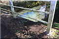 SP4511 : Parapet of bridge for Yarnton Road over stream by Roger Templeman