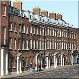 SO8454 : John Gwynn House, Bridge Street by Alan Murray-Rust