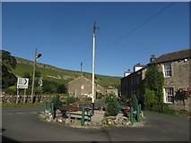 SD9772 : Maypole, Kettlewell by Graham Robson