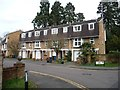 TQ1189 : Houses on Westbury Lodge Close, off Chapel Lane by Christine Johnstone