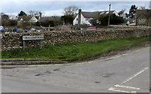 SO8700 : Tobacconist Road name sign, Minchinhampton by Jaggery