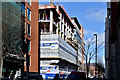 J3373 : The Clarendon House site, Belfast - March 2016(1) by Albert Bridge