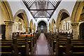 SK8251 : Interior, St Giles' church, Balderton by Julian P Guffogg
