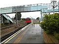 TQ5285 : Elm Park Underground station by Marathon
