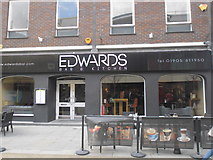 SO8554 : EDWARDS, High Street by Basher Eyre