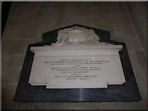 SO8554 : Worcester Cathedral: memorial (14) by Basher Eyre